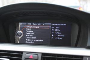 BMW 320xd CIC