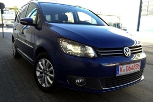VW Touran 1.6 TDi DSG Highline