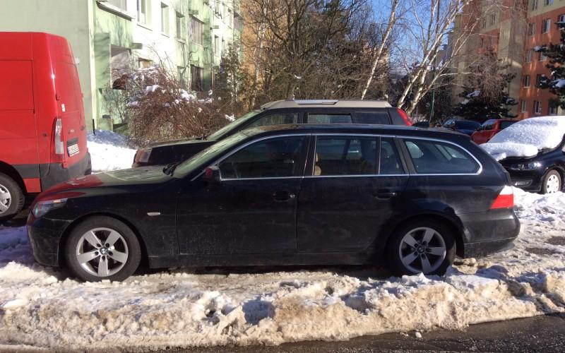 BMW в Словакию, эксплуатация