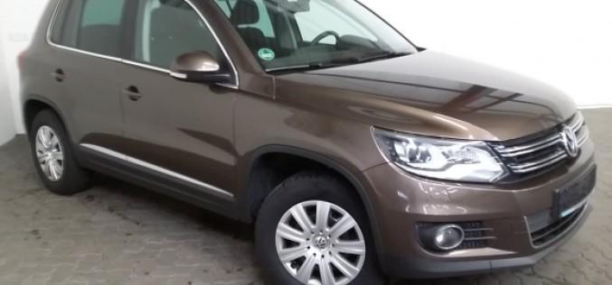 VW Tiguan 2.0 TDI 4Motion DSG Sport & Style