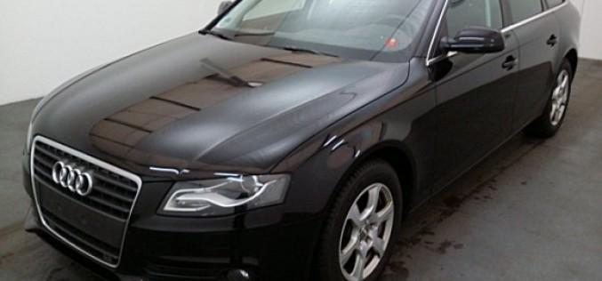 Audi A4 2.0 TDI Avant Multitronic