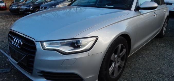 Недорогая Audi A6 Avant 3.0 TDi quattro