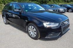 И снова из Германии – Audi A4 Avant 2.0 TDi Quattro S-Tronic