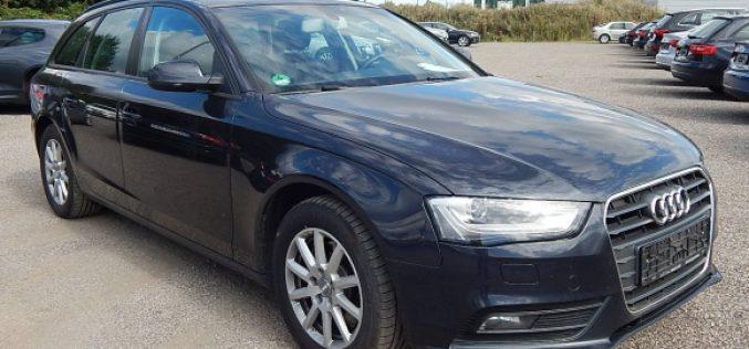 Audi A4 2.0 TDi: MMI, S-Tronic, электро-кресла, панорамная крыша, би-ксенон