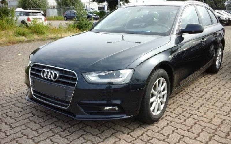 Самые выгодные дизельные Audi A4 B8 рестайлинг из Германии в 2016 году