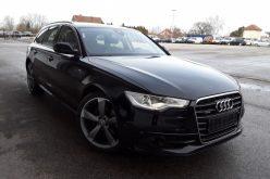 Audi A6 4G Avant 3,0 TDI quattro S-Tronic — в РФ в продаже таких нет!