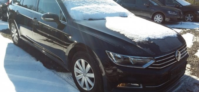 VW Passat B8 Variant 2.0 TDI BMT DSG «Comfortline» — новый кузов, из Германии!