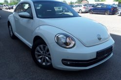 Немецкий эксклюзивчик! VW Beetle 1.2 TSI с МКПП!