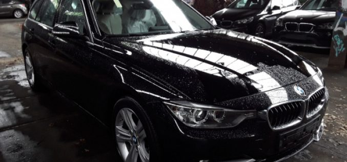 BMW 320d F31 Touring «Sport Line»