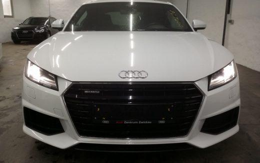 Audi TT 8S Coupe 2.0 TFSI quattro S-line