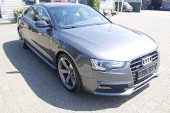 Audi A5 3.0 TDi Quattro – дизельная А5 из Германии
