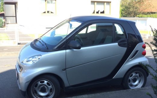 Smart ForTwo 2011 (можно купить и доставить в Москву!)