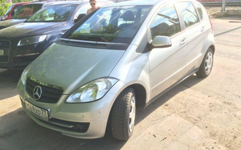 Mercedes-Benz А-Класс — подбор на заказ в РФ, непростая задача