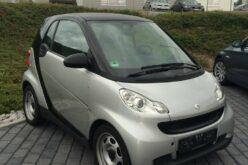Smart ForTwo 2011 – продан в Германии