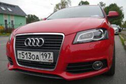 С пробегом: Audi A3 (кузов 8P) 1.4 TFSI S-Tronic 2008 с прозрачной историей